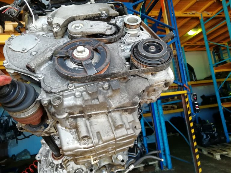 Двигатель Z22YH 2.2i