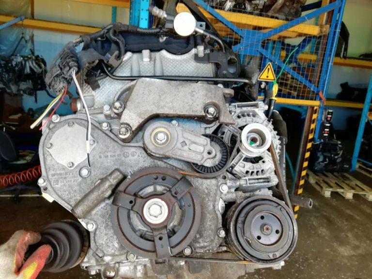 Контрактный двигатель Опель Астра, Вектра, Зафира 2.2и  Z22YH 11363031