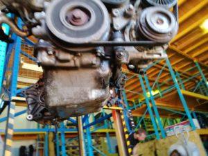 Контрактный двигатель Опель Астра, Сигнум, Вектра, Зафира 2.0ТД Y20DTH 17A08846