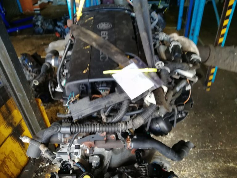 Контрактный двигатель Опель Астра, Вектра, Зафира, Сигнум 1.8и Z18XER 20JJ7126