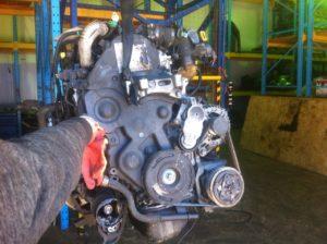 Двигатель DV6TED4 1.6d