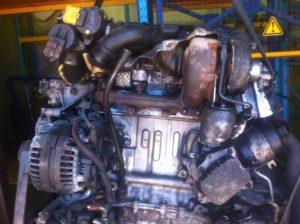 Двигатель 9HZ 1.6d