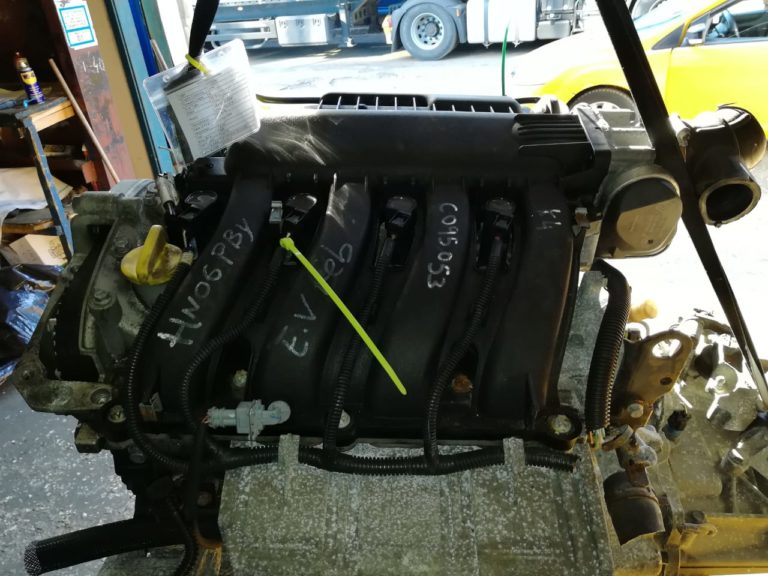 Двигатель контрактный Рено 2.0и F4R 770 C095053
