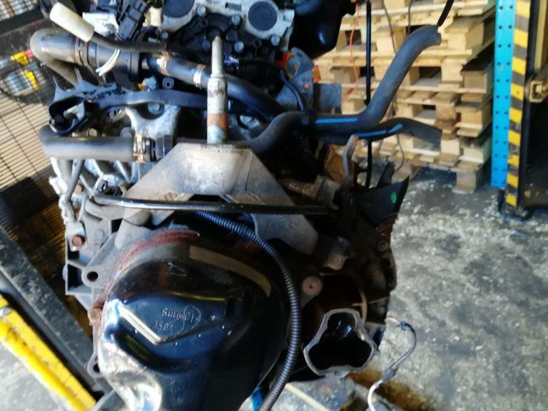 Двигатель контрактный Рено 1.4и K4J770 D006130