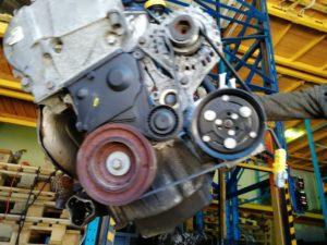 Двигатель K4J 1.4i