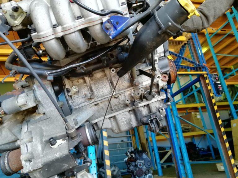 Контрактный двигатель бу Ленд Ровер Фрилендер 1,8i 18K4F 35524100