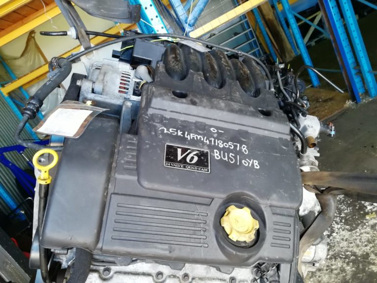 Контрактный двигатель бу Ленд Ровер Фрилендер 2,5i 25K4F M47180578
