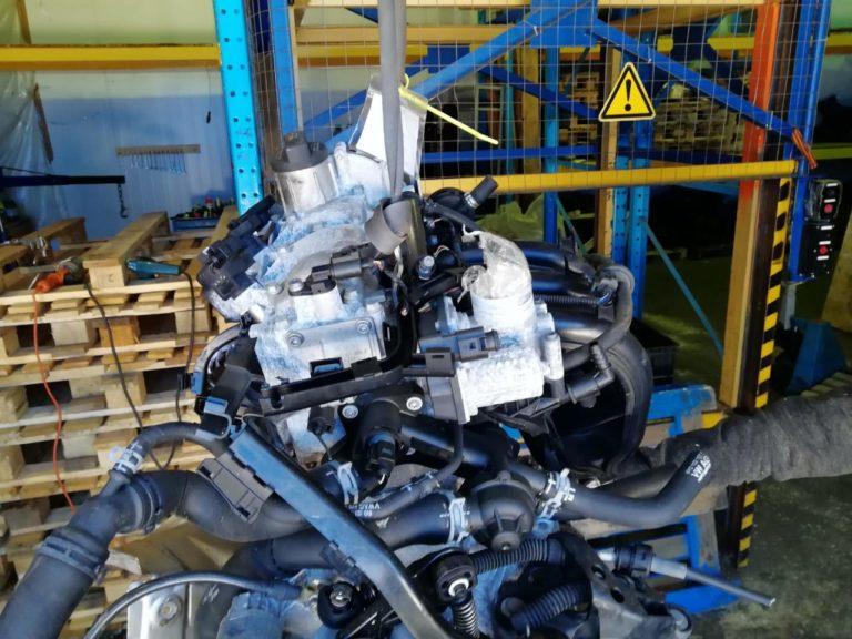 Двигатель BBM 1.2i