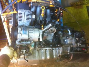 Двигатель AVH 2.0i