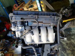 Двигатель контрактный Фольксваген Гольф, Бора 1.6i AUS 63492