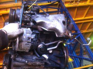 Двигатель контрактный Фольксваген Гольф, Бора 1.6i AZD 240284 ATN/BCB/AUS