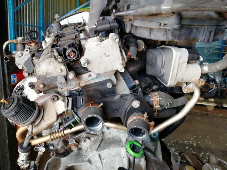 Двигатель BKY 1.4i