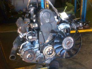 Контрактный двигатель бу Фольксваген Пассат 1,9TDi AVB 209965
