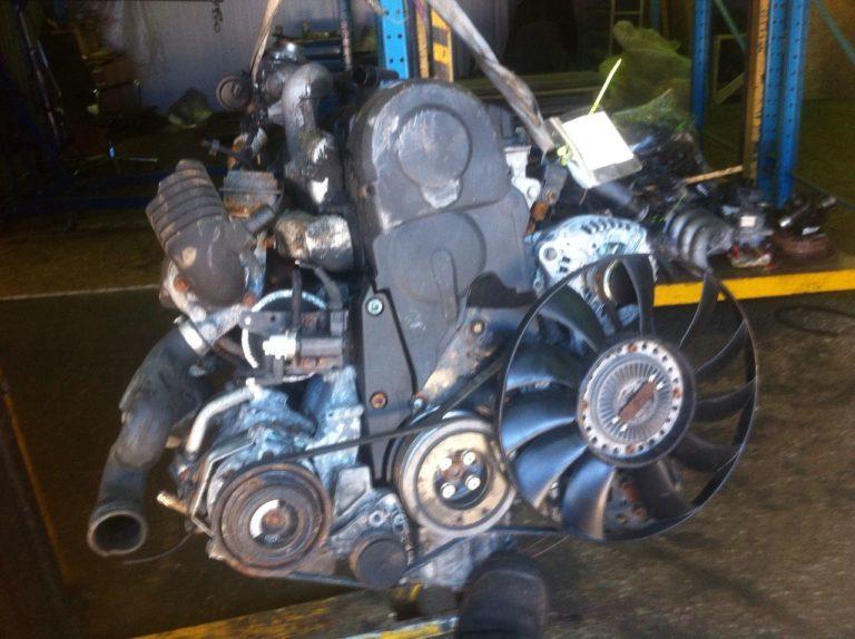 Двигатель AVB 1.9d