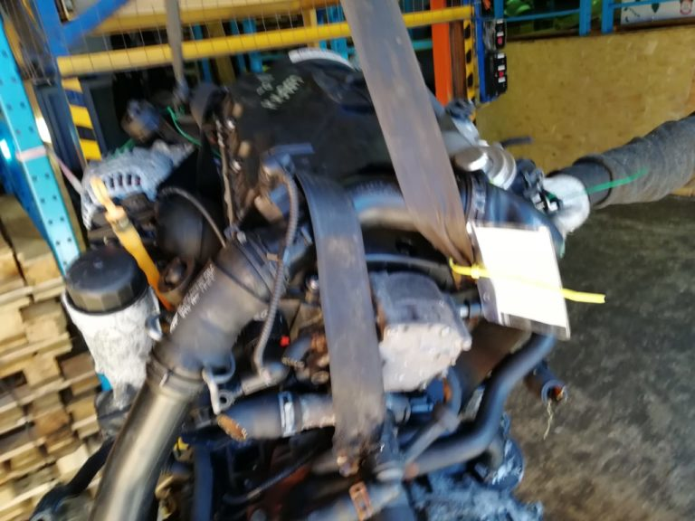 Контрактный двигатель Фольксваген Шаран 1,9TDi BVK 34892