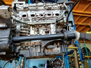 Контрактный двигатель Volvo 2.4и B5244S 2633614 V70, S60, S70, S80