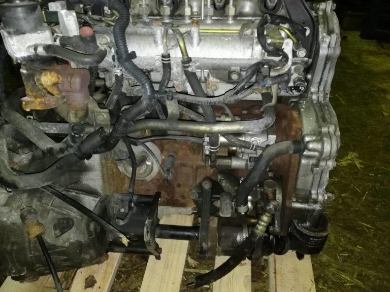 Контрактный двигатель бу Ниссан 2,2TDi YD22DDTi 76262 на Nissan (Ниссан) Almera N16 (Альмера)