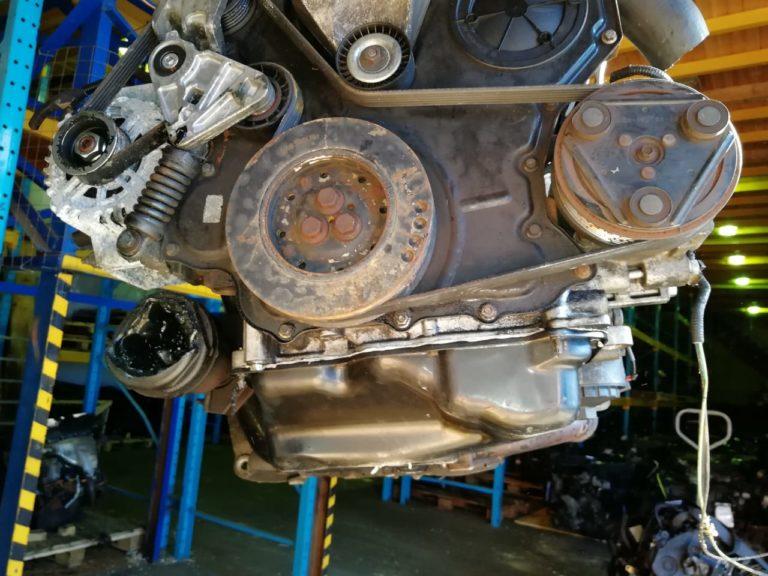 Контрактный двигатель Форд Мондео 3 , Транзит 2.0TDCi FMBA 5A36348