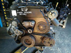 Двигатель N7BA 2.0d