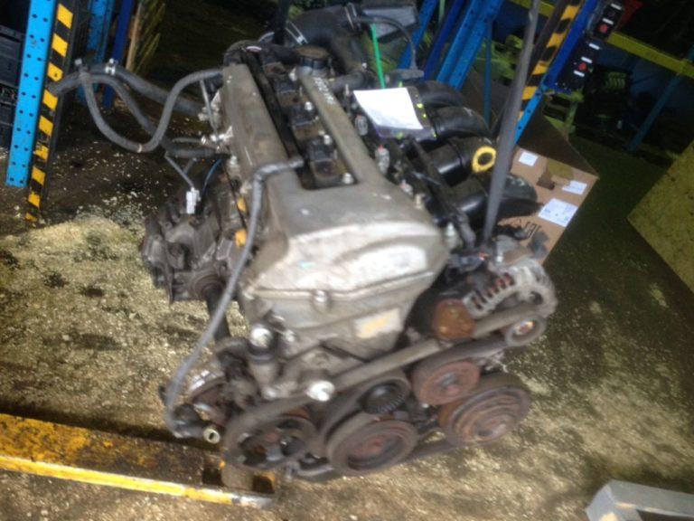 Двигатель контрактный Тойота 1.8и 1ZZ-FE 63723 для Авенсис, Селика, Королла