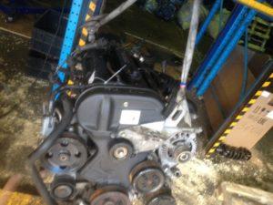 Контрактный двигатель бу Форд 1 1,6и FYDB YD27828 (FYDB; FYDA)