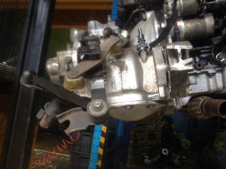 Контрактный двигатель Опель 1.7 дизель Y17DT 445953
