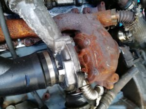 Контрактный Двигатель Опель 1.9 дизель Z19DTH 17249834