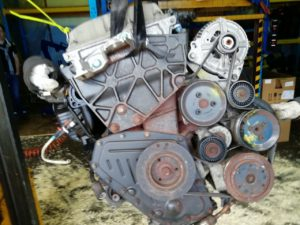 Двигатель E5SA 2.3i