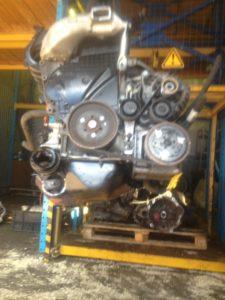 Контрактный Двигатель Пежо 1.4 бензин TU3JP (KFW) FSF44299581