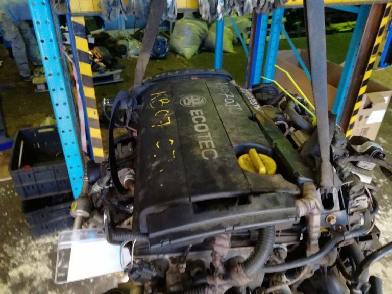 Контрактный двигатель Опель Астра, Вектра, Зафира, Сигнум 1.8и Z18XER 20KB8941