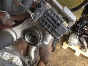 Контрактный двигатель Форд Фокус 2 1,8тд KKDA 6M46523
