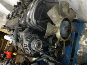 Контрактный Двигатель KIA 2.5 CRDi D4CB