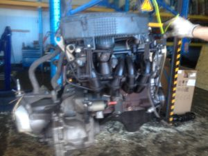 Двигатель E7J 1.4i