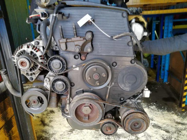 Контрактный двигатель бу Кия 2.9CRDI KJ (J3) J3691598 Седона, Карнивал II