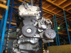 Двигатель контрактный Рено 2.0и F4R 771 C005277