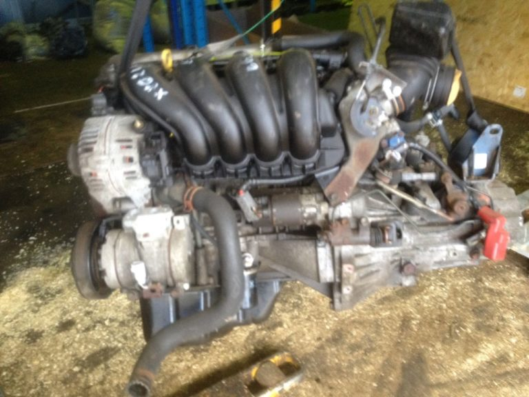Двигатель 1ZZ-FE