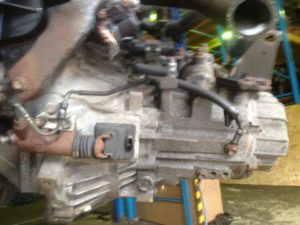 Двигатель контрактный Тойота 1.8и 1ZZ-FE 392266 для Авенсис, Селика, Королла