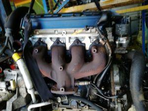 Контрактный Двигатель Шевроле 1.8 бензин T18SED 104891