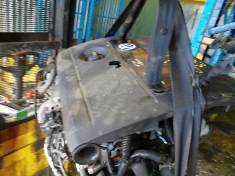 Двигатель контрактный Фольксваген Гольф, Бора 1.6i BCB 168454