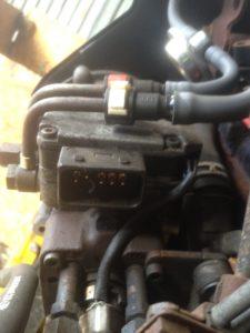 Контрактный двигатель Форд Транзит Коннект 1,8тд BHPA 4G44108 (P7PA; P7PB; R2PA)