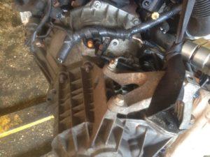 Контрактный двигатель Форд Фокус 2 1,8тд KKDA 6B12662