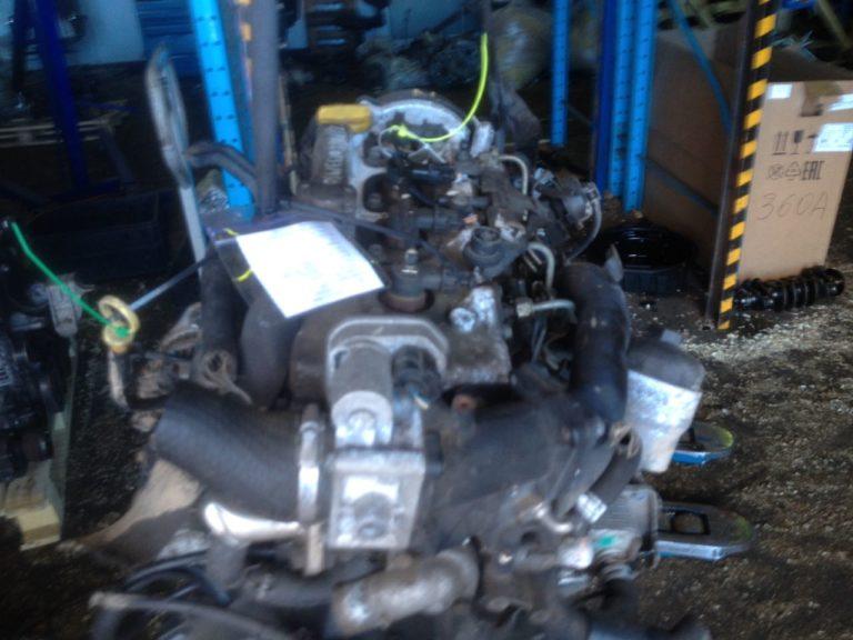 Контрактный Двигатель Опель 1,7 дизель Z17DTL 799301