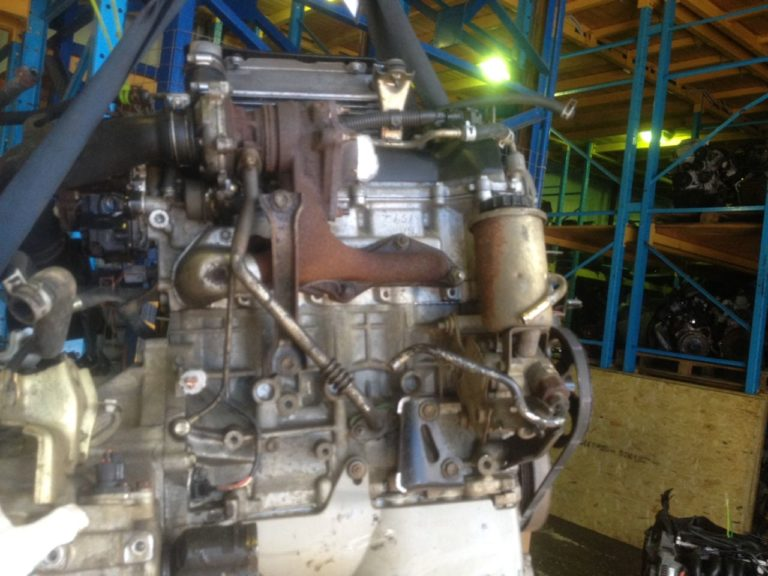 Двигатель Тойота 1,4D 1ND-TV 1ND0013992