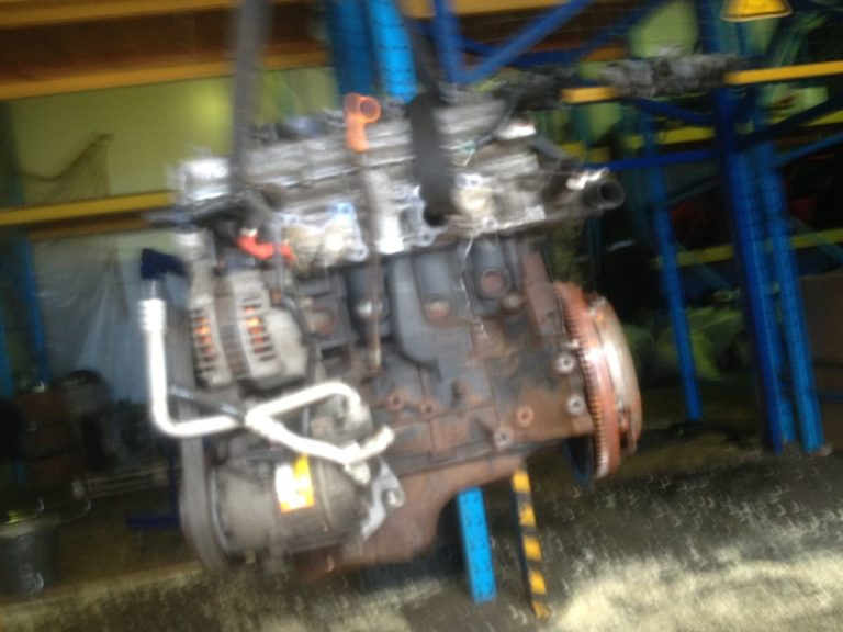 Контрактный двигатель бу Ниссан 1,5и QG15DE 1743756