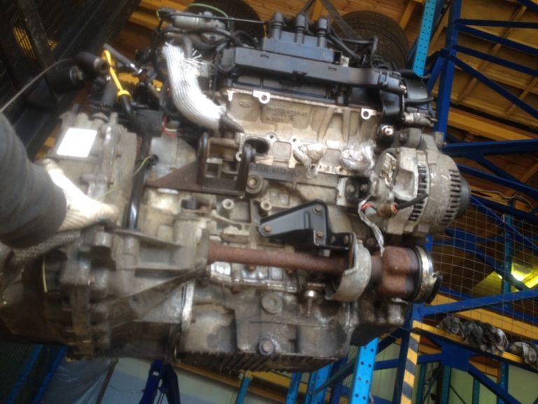 Контрактный двигатель Форд Мондео 2 2.5и SEA SS20141
