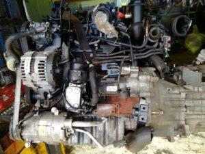 Двигатель UFBA 2.0d