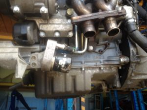 Двигатель Альфо Ромео 147 2.0и T.SPARK AR32310 3951397