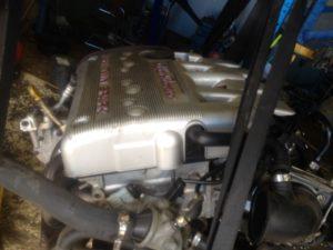 Двигатель 147 2.0i