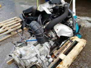 Контрактный двигатель бу Кия 2.9CRDI KJ (J3) J3692113 Седона, Карнивал II