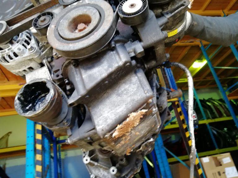 Двигатель Z19DTH 1.9d